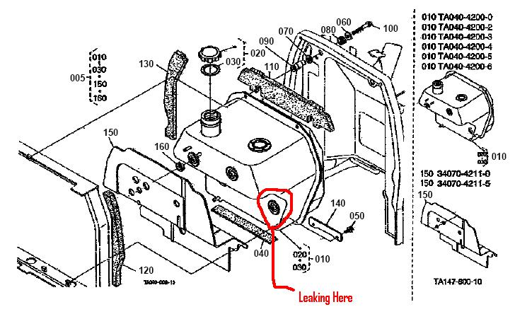 Kubota L2350 Wiring Diagram on kioti tractor wiring diagram