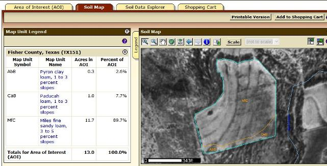 Land mapping software forums for Soil web survey