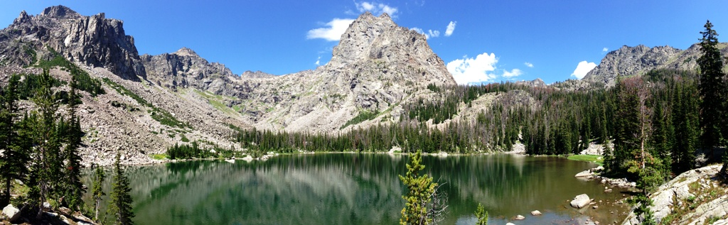 Elbow Lake Panoramic
